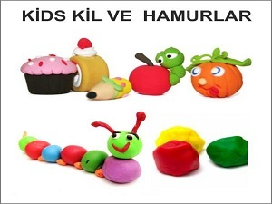 Kids Kil ve Hamurlar